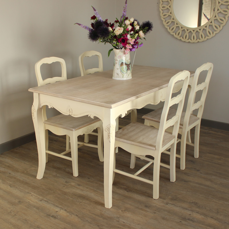 Large Dining Room Table And Chairs