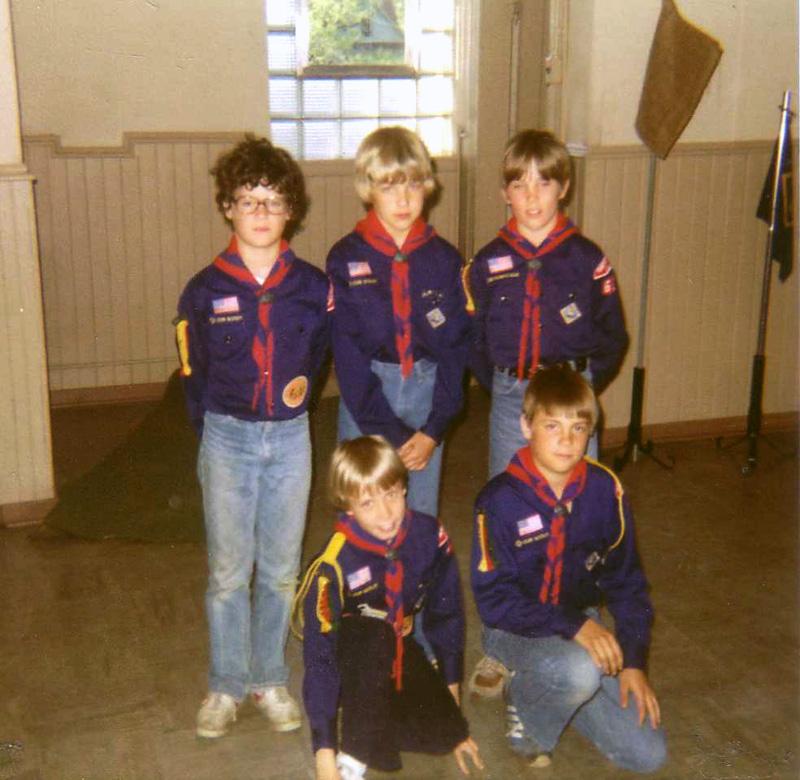 1981 Highlights Of Melrose Boy Scout Troop 68