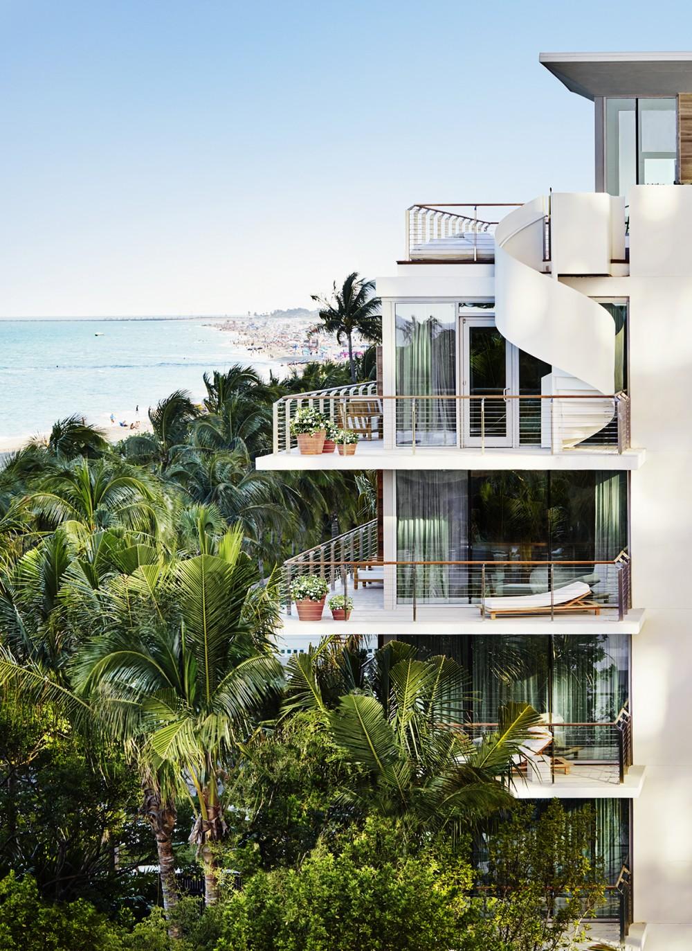 Design Hotel Find Miami Beach Edition Melting Butter