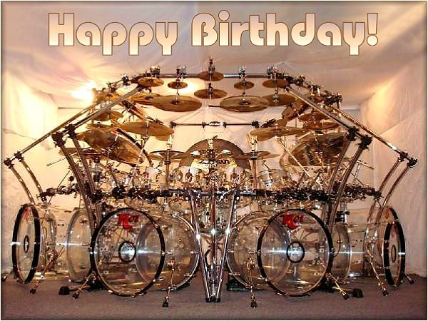 Happy Birthday S Band 80