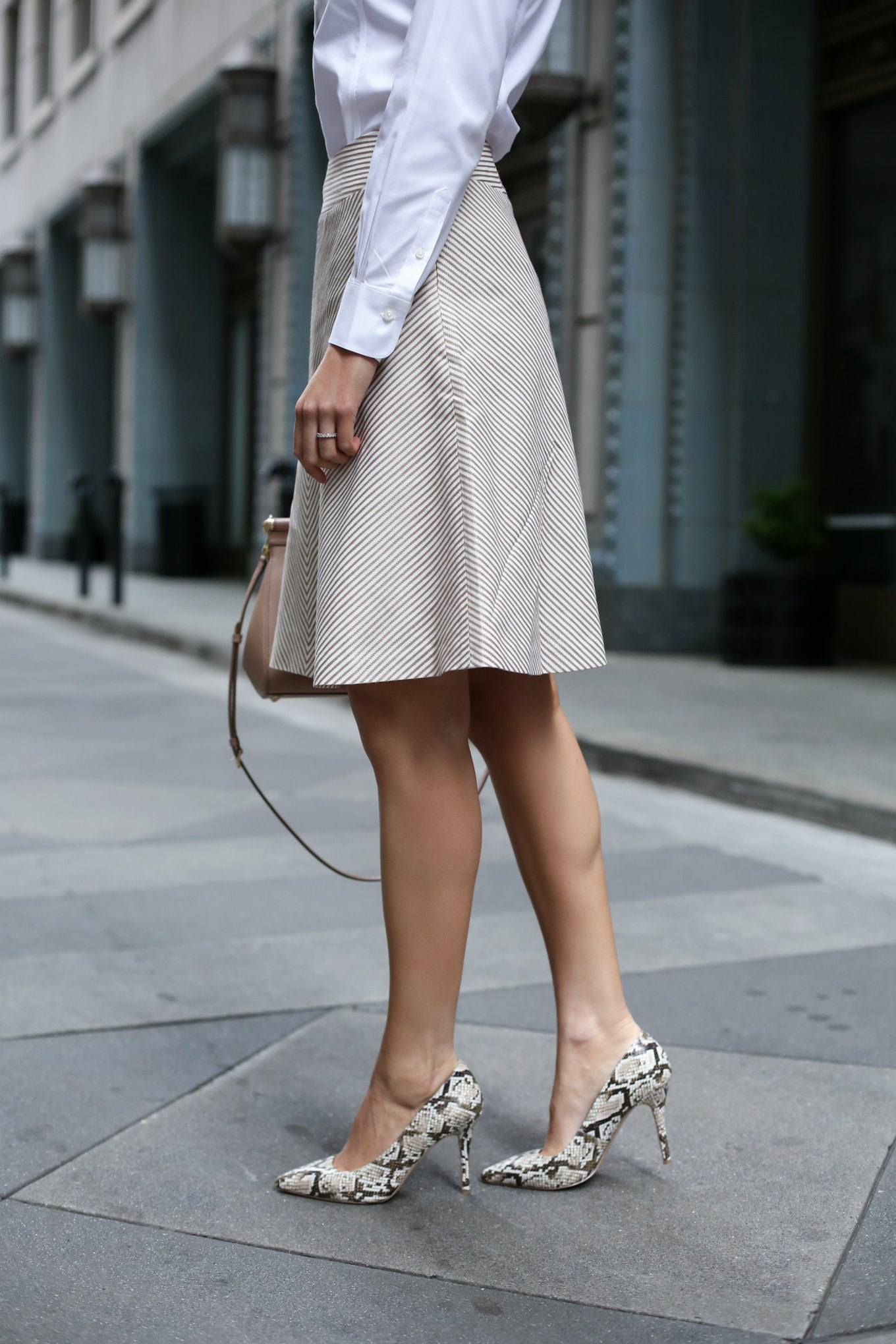 Tan Summer Sandals