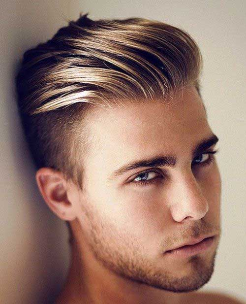 Mens Hairstyle Short Sides Medium Top Page 1