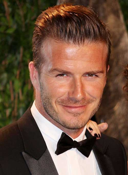 David Beckham Hair 2014 - 2015   Mens Hairstyles 2018