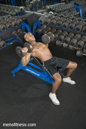 30 Minute Chest Workout Day 3 Men S Fitness
