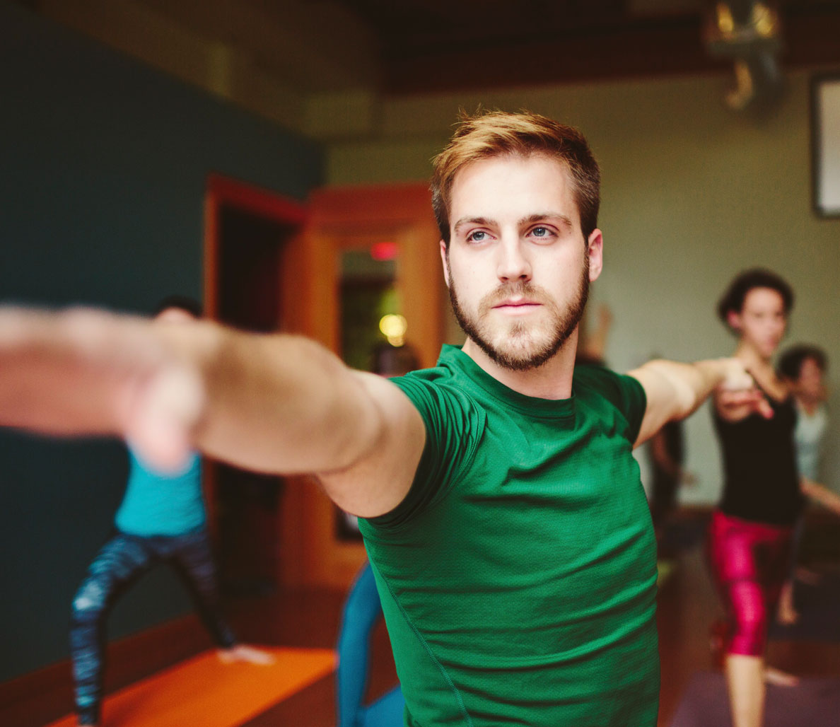 Yoga For Men Aka Broga Is The Next Fitness Class You