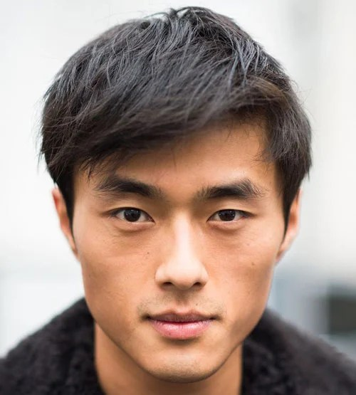 23 Popular Asian Men Hairstyles (2019 Guide)