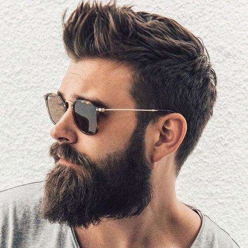 Top 27 Different Types of Beards: Best Beard Styles ...