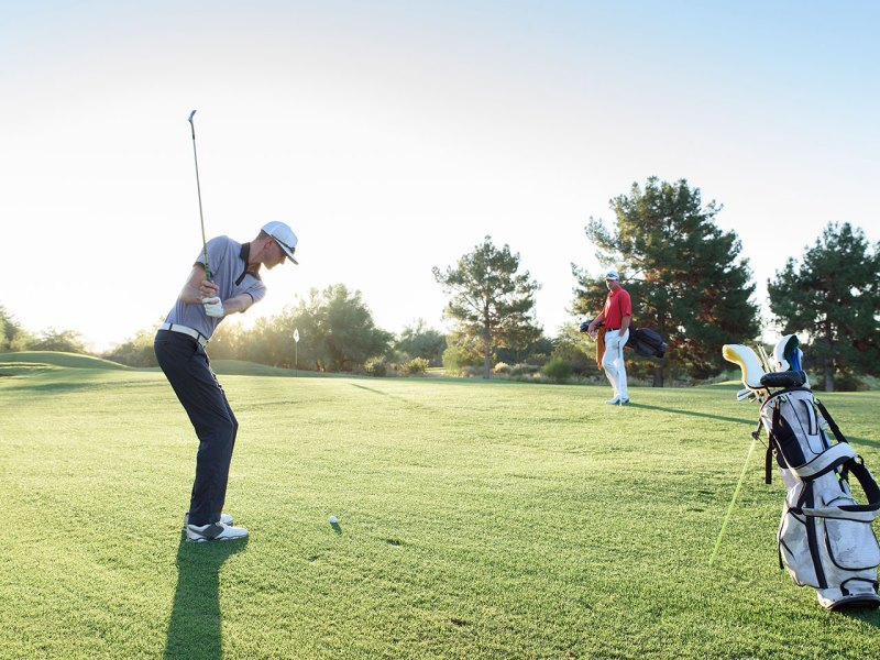 PGA pro Tips to Perfect Your Golf Swing