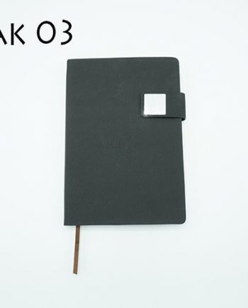 Agenda A5 Leather Ak03