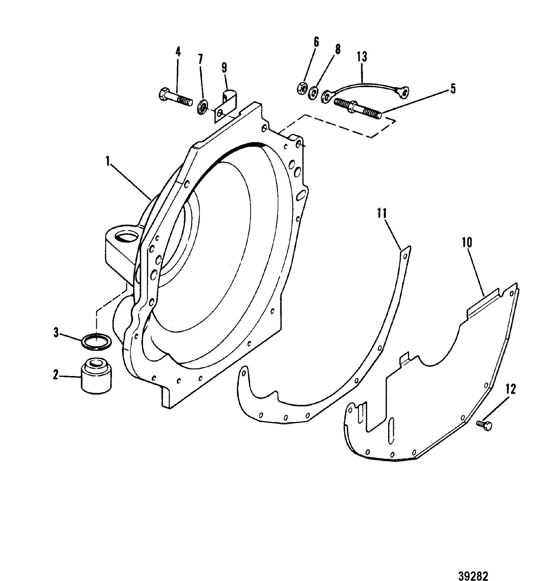Fascinating mercruiser 4 3l engine diagram pictures best image