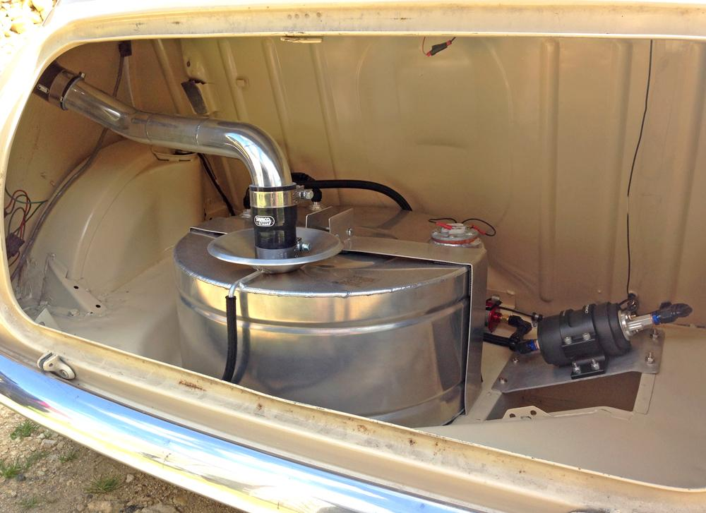 Electric Fuel Pump Tank Mounted