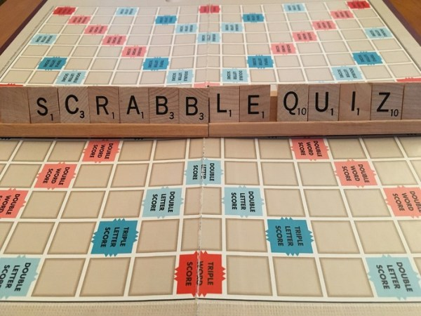 Great Scrabble Words   A Quiz  Weekly Challenge