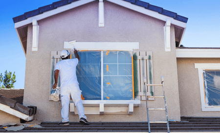 Exterior House Painting Mesa AZ   House Painting Mesa AZ Exterior house painting Mesa AZ
