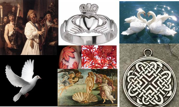 10 Ancient Love Symbols | MessageToEagle.com
