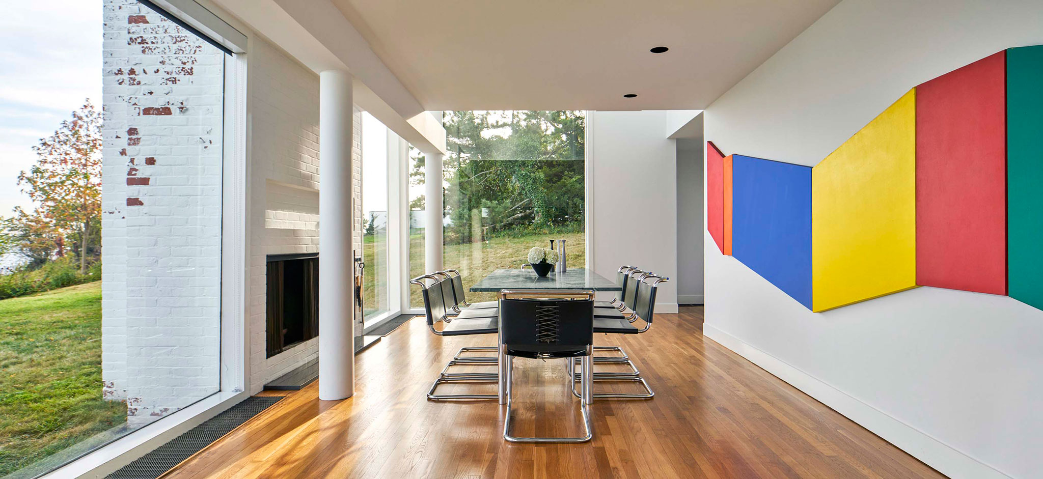 The Smith House By Richard Meier Celebrates 50 Years With