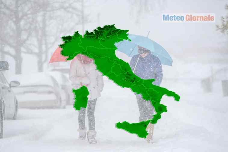 Inverno MOSTRUOSO: in attesa delle conferme meteo