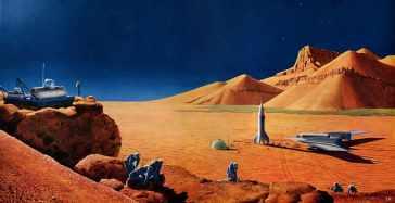 MISSIONE per simulare la VITA su MARTE, astronauti in isolamento totale