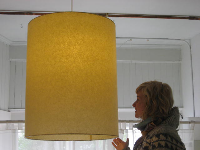 Barrel Light Shade Pendant