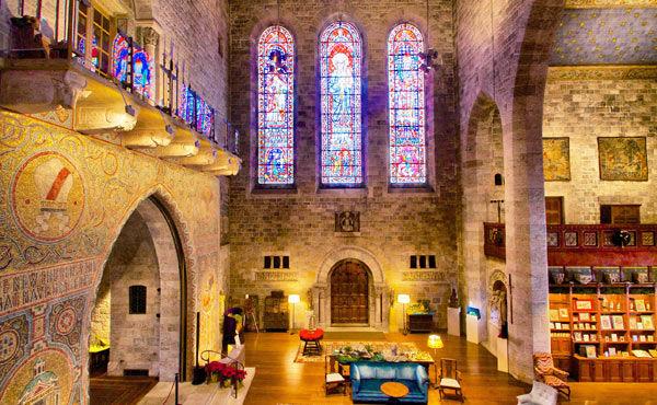A Tale Of Two Collections The Cloisters And Glencairn