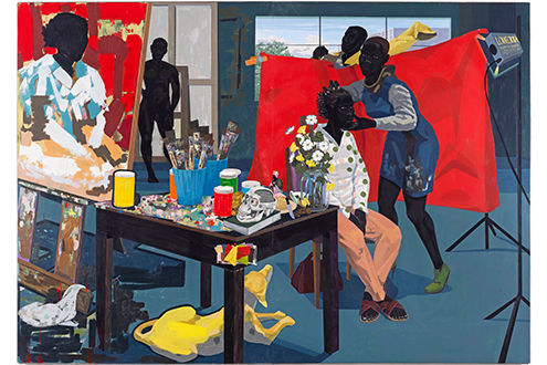 Kerry James Marshall Mastry The Metropolitan Museum Of Art