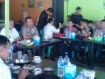 Coffee morning Polres Natuna bersama Insan Pers. Foto KALIT