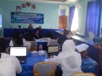 Suasana Workshop Dosen FKIP Umrah