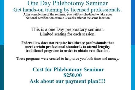 Free Professional Resume » phlebotomy certification florida ...