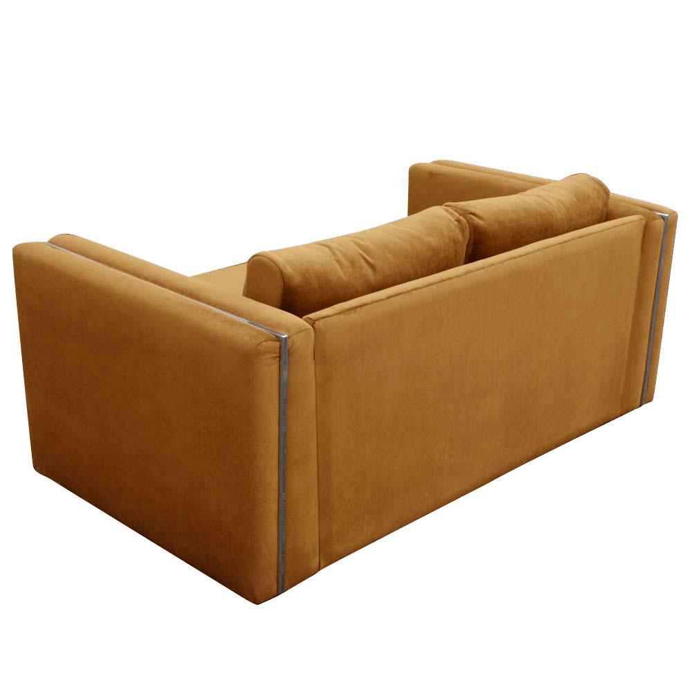 Vintage Milo Baughman Thayer Coggin Settee Sofa Ebay