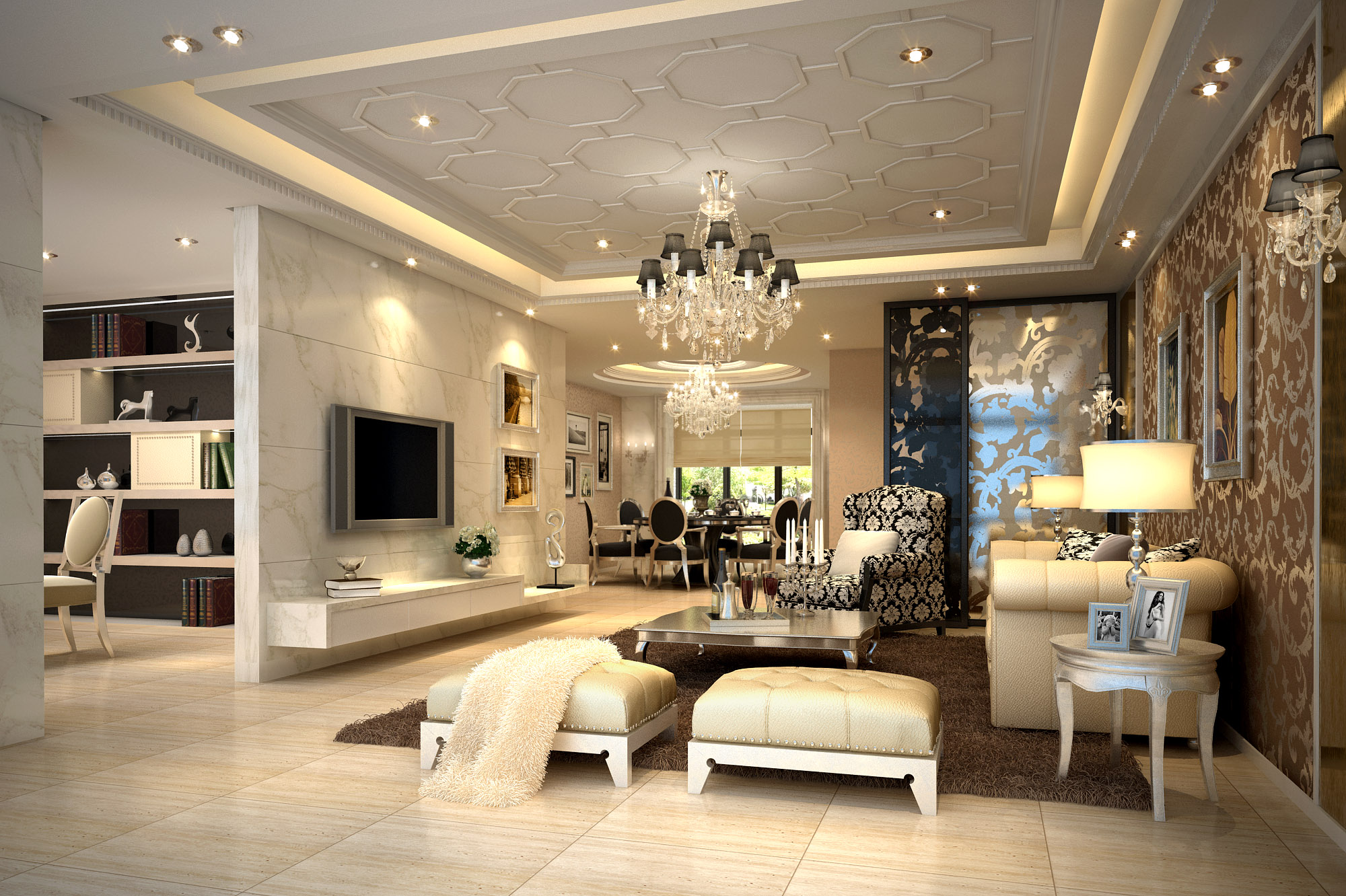 Ceiling Interior Design Small House