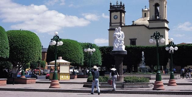 El Queretaro Coto Del Juan San Rio