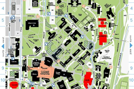 Full Image Wallpapers » map of uw campus | HD Images