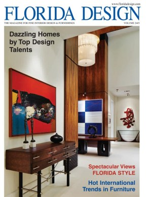 TOP 25 INTERIOR DESIGN MAGAZINES IN FLORIDA     Part I   Miami Design     Florida Design Cover 01 INTERIOR DESIGN MAGAZINES TOP 25 INTERIOR DESIGN  MAGAZINES IN FLORIDA