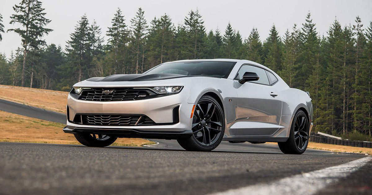 The 2019 Chevy Camaro Has Many Powertrain Options – Miami ...