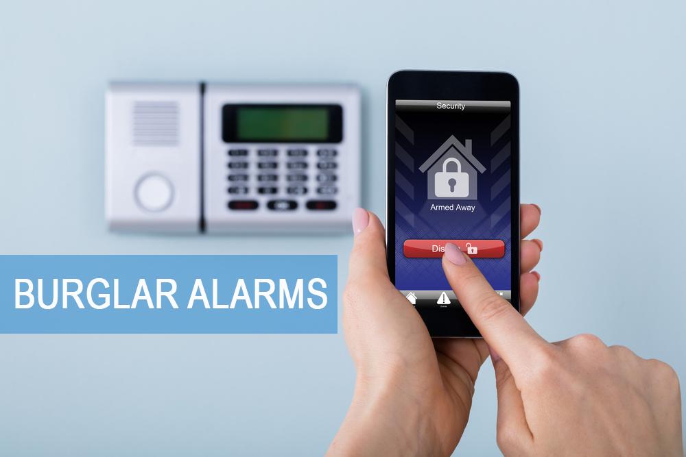 Systems Burglar Camera Alarm