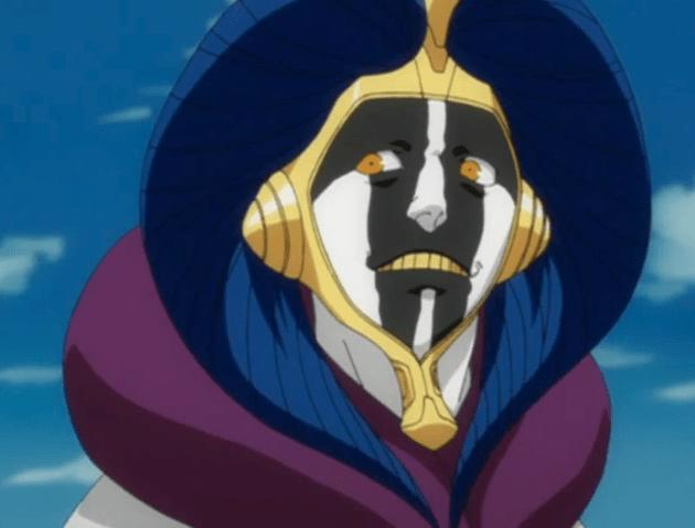 Mask Mayuri Without Kurotsuchi