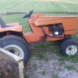 Allis Chalmers Garden Tractors On Craigslist | Gardening: Flower and