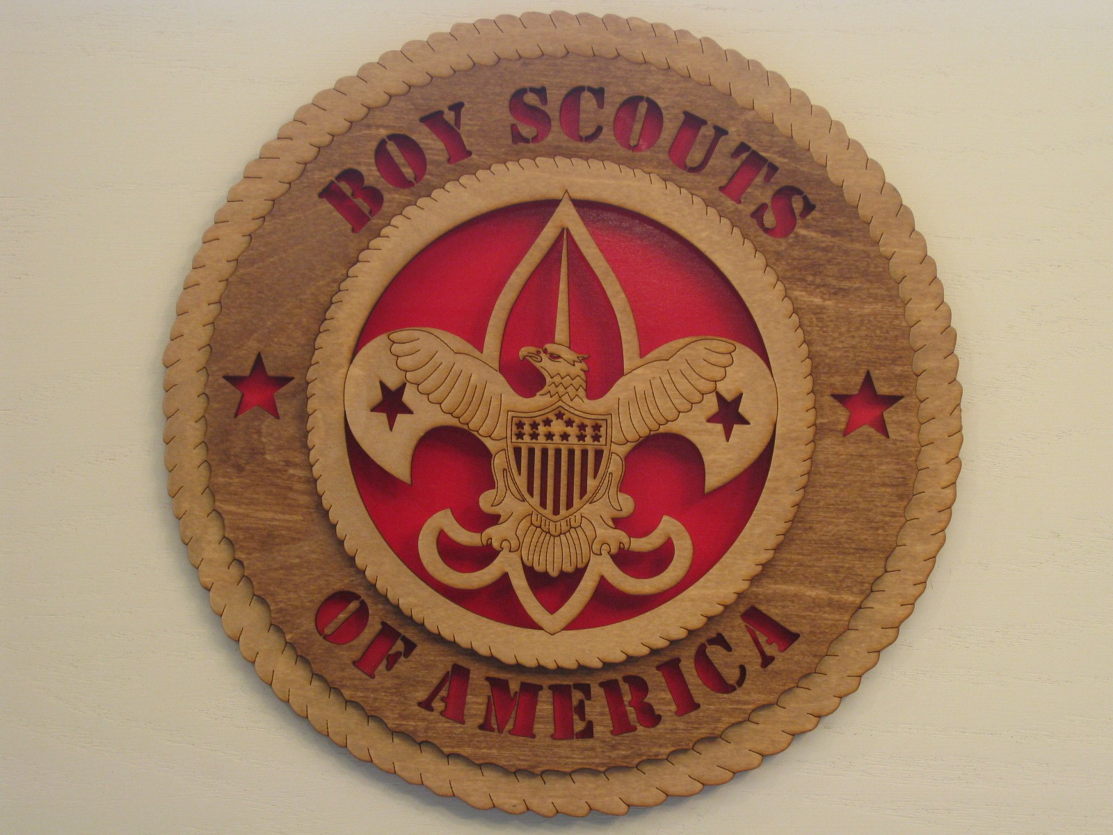 Boy Scouts Of America Plaque Mick S Military Shop