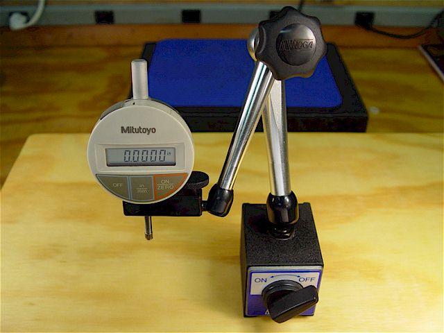 Noga Indicator Holder Parts