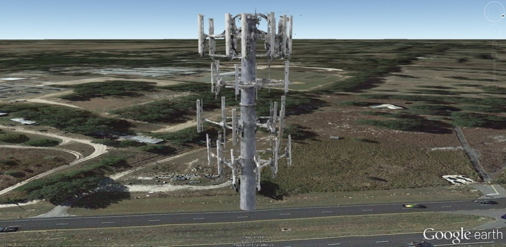 Cell Phone Tower Map Texas - Cell phone tower map
