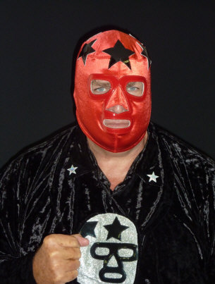 Masked Superstar On The Mid Atlantic Gateway
