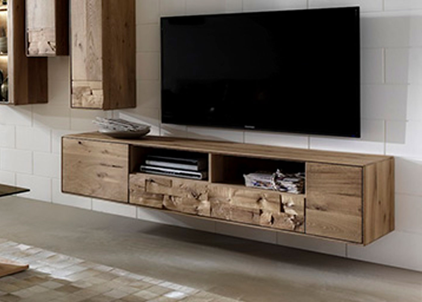 Contemporary Low Coffee Table