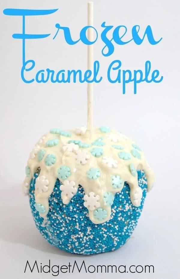 Candy Disney Caramel Apple