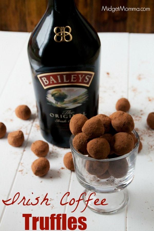 Irish Coffee Truffles
