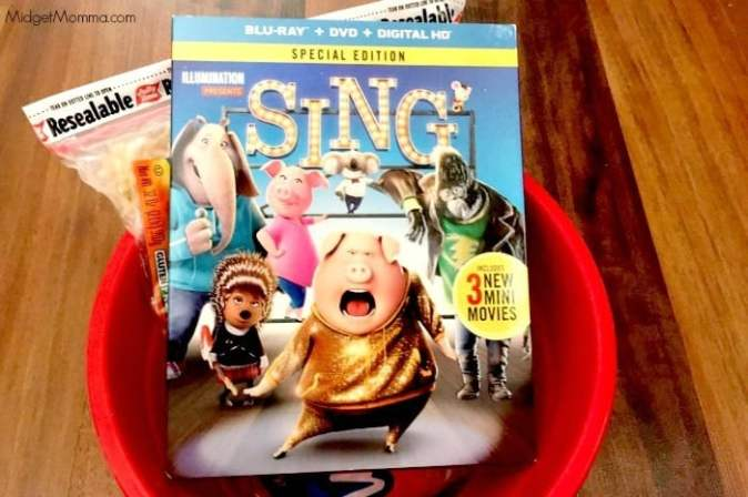 6 Must Have Snacks for Family Movie Night With The SING Movie     6 Must Have Snacks for Family Movie Night With The SING Movie