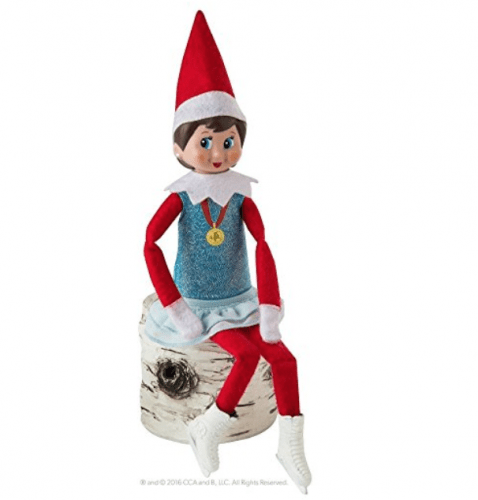 Girl Elf on the Shelf Outfits