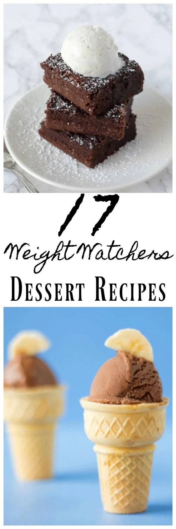 17 Weight Watchers Dessert Recipes Midgetmomma