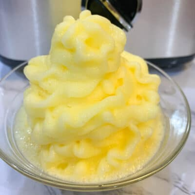 Make Disney Inspired Dole Whip at Home with Easy Dole Whip Mix!