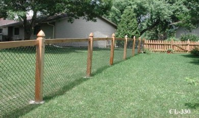 Wood Fence Post Reinforcement | Wooden Thing