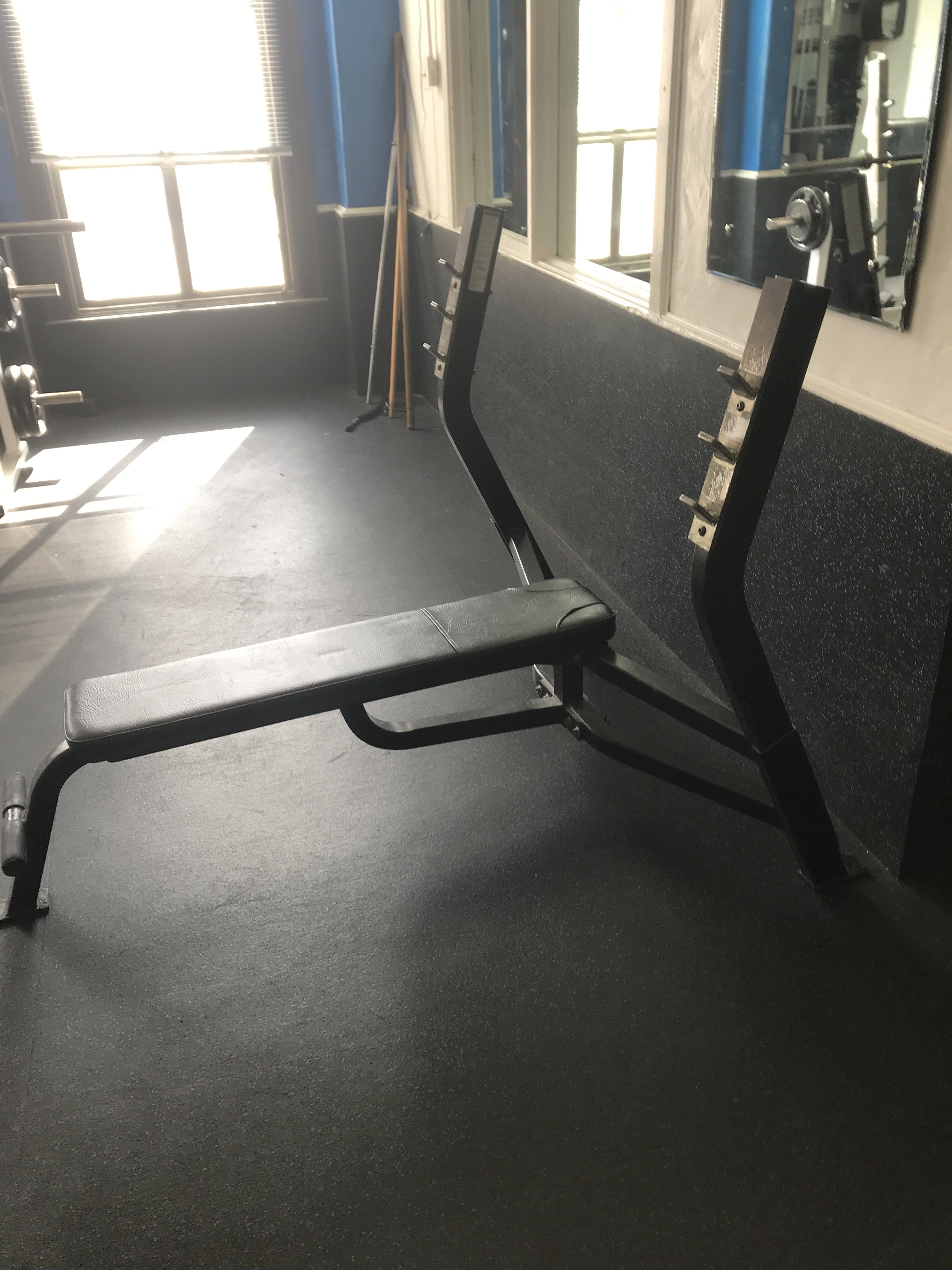 Midwest Used Fitness Equipment Cybex Olympic Bench Press