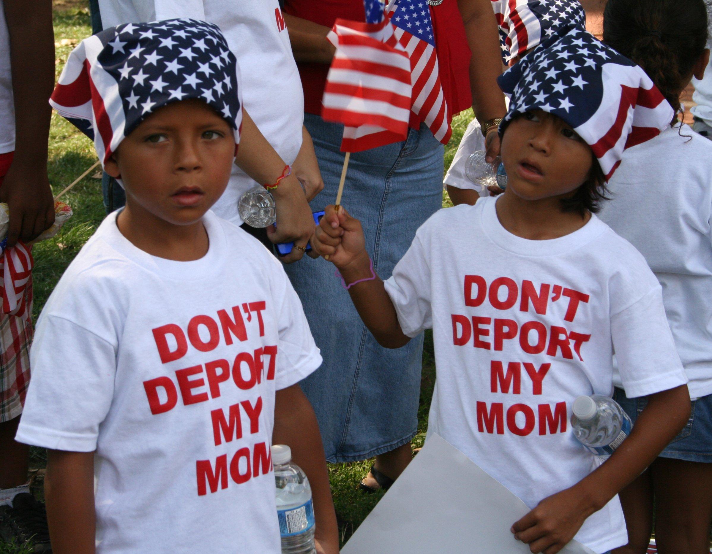 Health And Social Service Needs Of U S Citizen Children